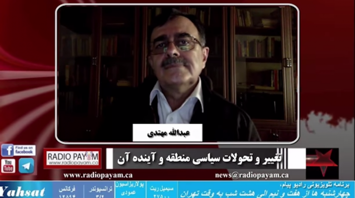 عبدالله مهتدی