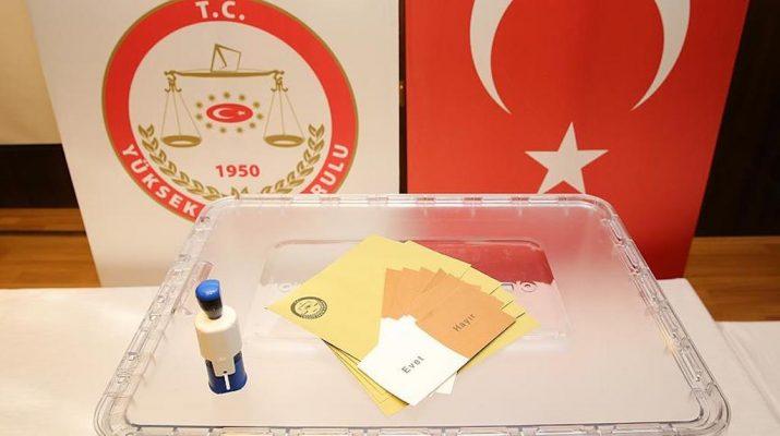 ترکیه , تغییر قانون اساسی