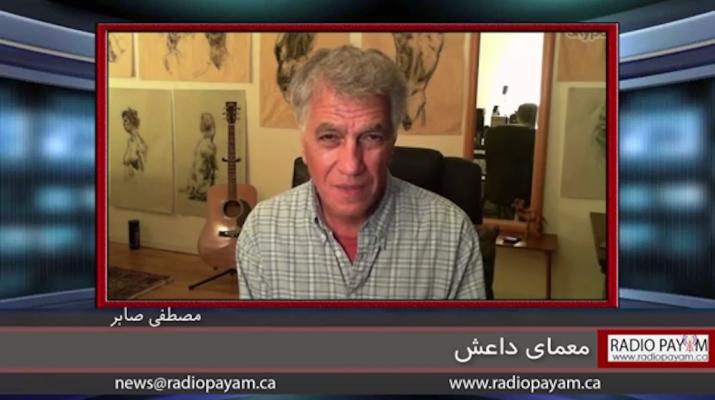 Mostafa Saber, ISIS