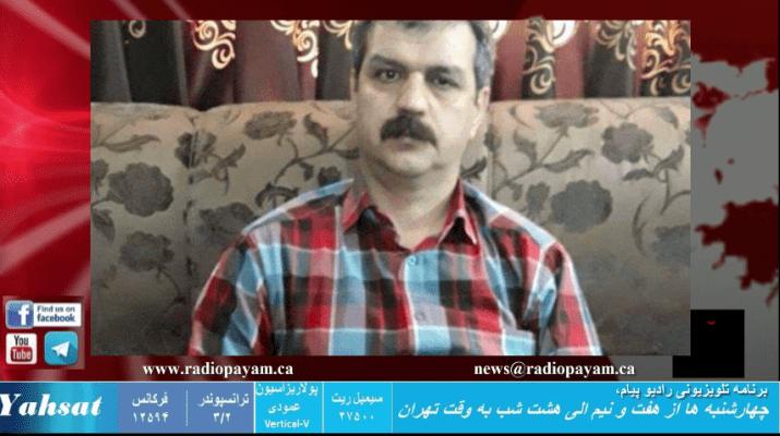 رضا شهابی آزاد شد